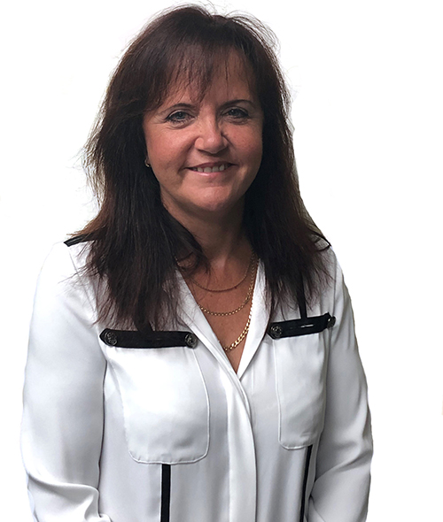 Mme Ginette Prieur - Conseillère Siège n° 1